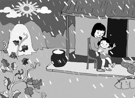 Cuộc phiêu lưu của Mưa Nhỏ