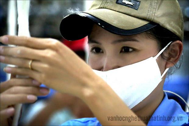 Nhà máy sợi Vinatex Hồng Lĩnh