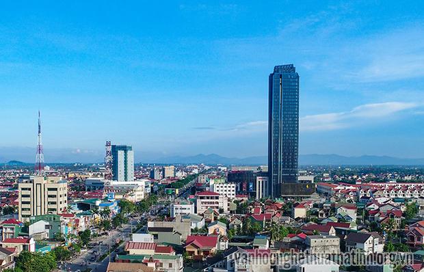 Thành phố Hà Tĩnh những dấu ấn năm 2018