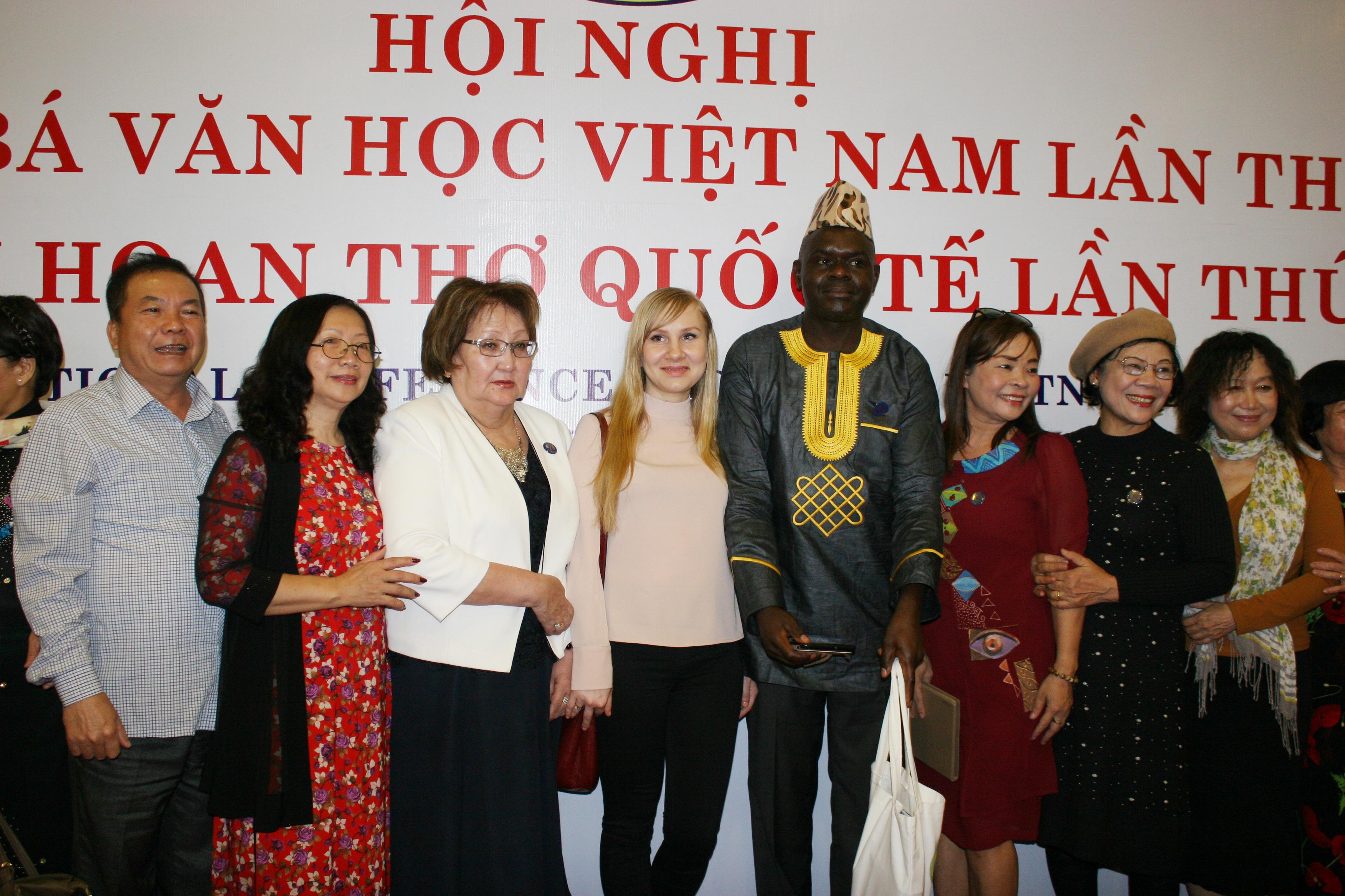 Hội nghị Quảng bá văn học Việt Nam lần thứ IV và Liên hoan thơ quốc tế lần thứ III