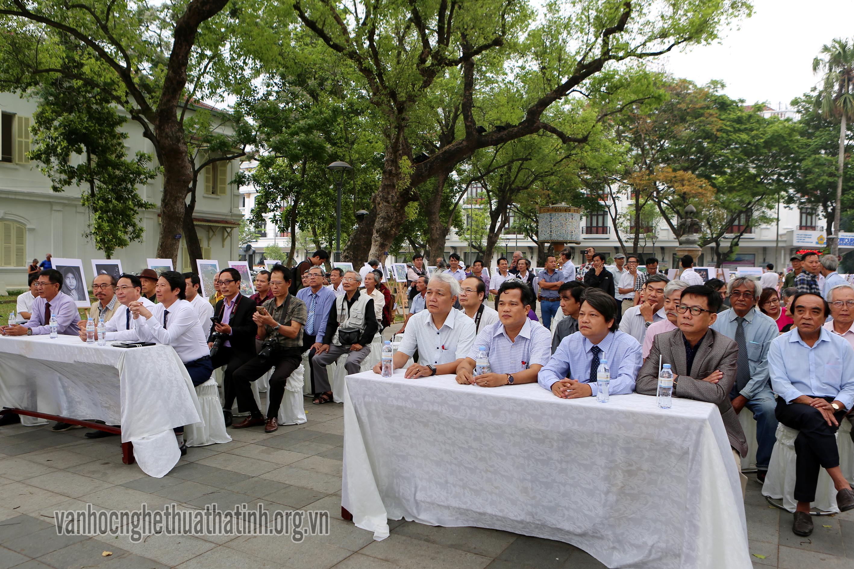 Lễ kỷ niệm 66 năm ngày Nhiếp ảnh Việt Nam