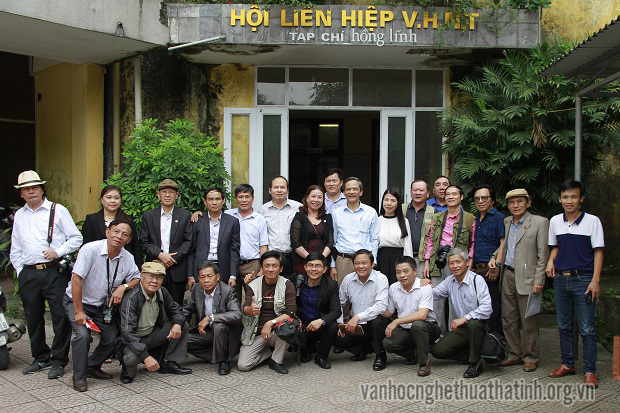 Gặp mặt nhân lễ kỷ niệm 66 năm Ngày truyền thống Nhiếp ảnh Việt Nam
