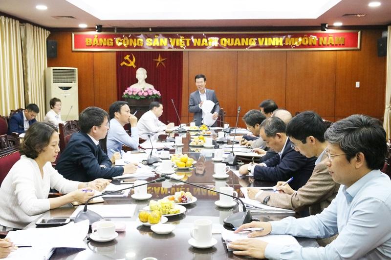 Triển khai chỉ đạo đại hội các hội văn học nghệ thuật và Liên hiệp các hội văn học nghệ thuật Việt Nam