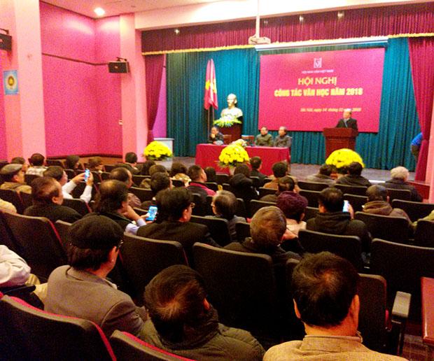 Trung tâm Bồi dưỡng viết văn Nguyễn Du của Hội Nhà văn Việt Nam mở lớp bồi dưỡng viết văn khóa XIII năm 2019