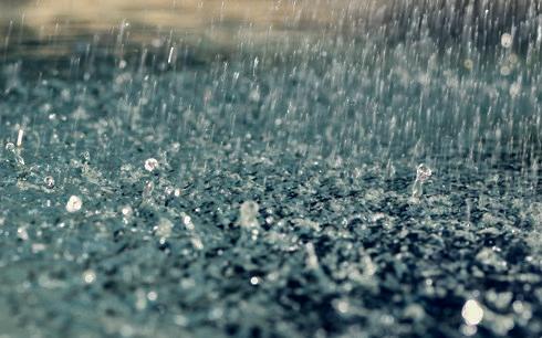 Ngày mưa...