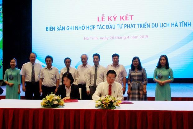 Hội thảo kết nối đầu tư phát triển du lịch Hà Tĩnh