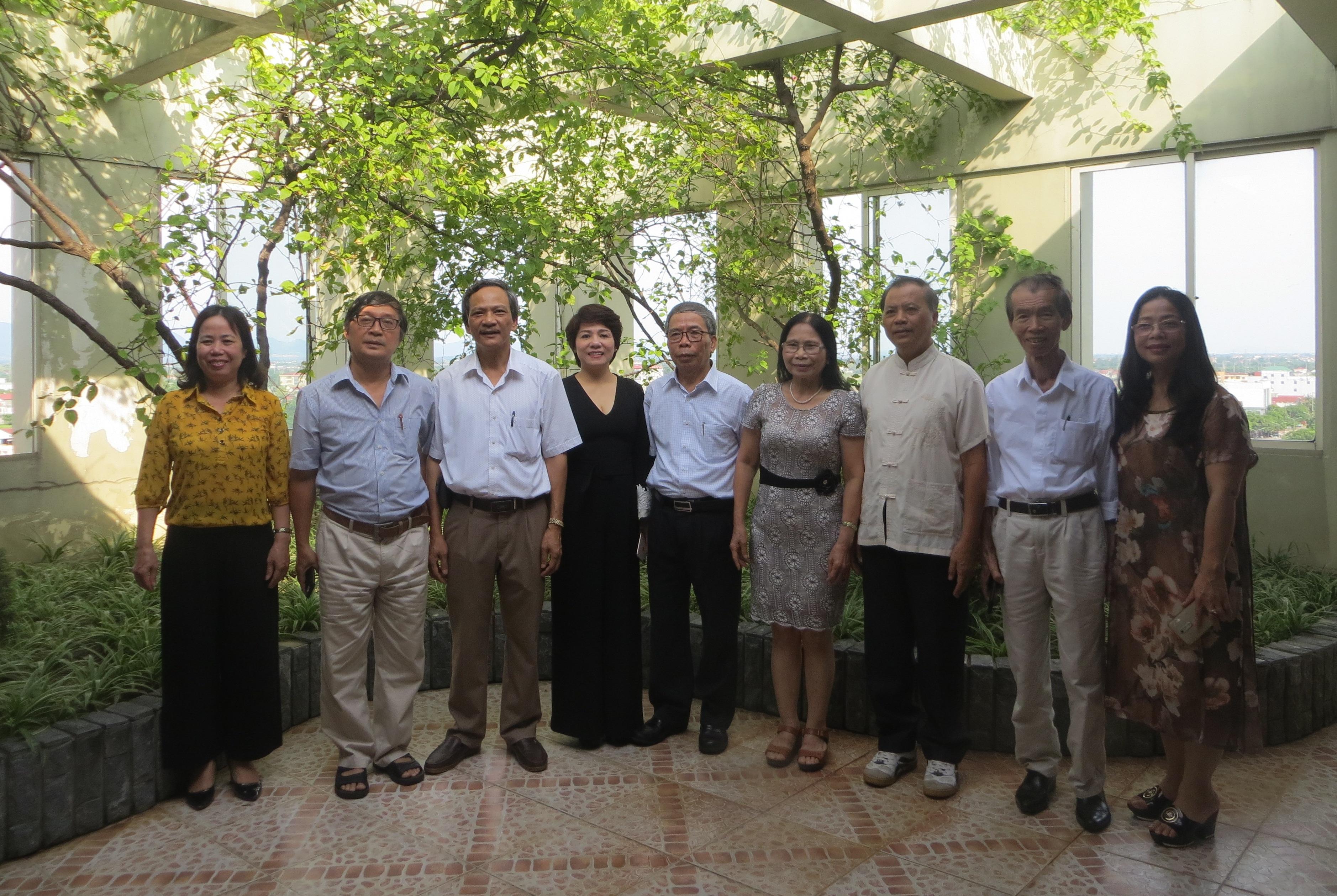 Hội nghị công tác văn học Bắc miền Trung tại Hà Tĩnh