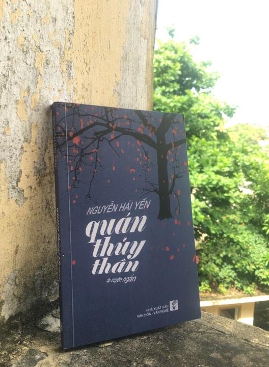 Giới thiệu sách QUÁN THỦY THẦN của Nguyễn Hải Yến