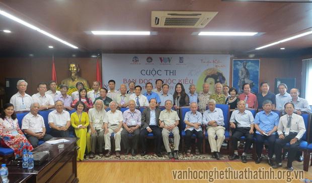 Cuộc thi bạn đọc thuộc Kiều đợt 1 đã được tổ chức tại Hà Nội
