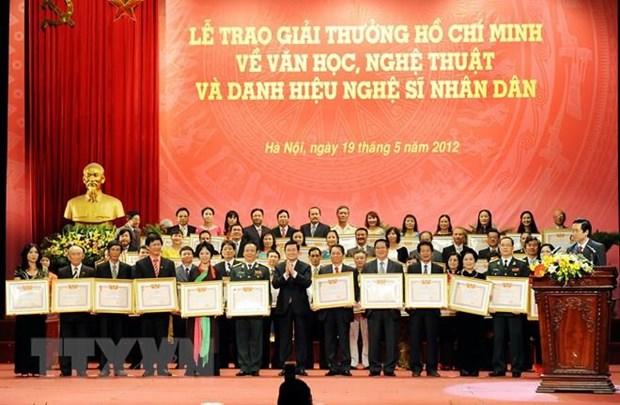 Chính phủ đồng ý đề nghị phong tặng nghệ sỹ nhân dân, nghệ sỹ ưu tú