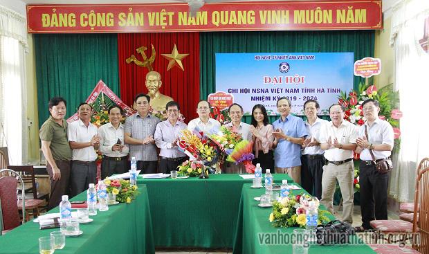 Đại hội Chi hội NSNA Việt Nam tỉnh Hà Tĩnh nhiệm kỳ 2019 – 2024
