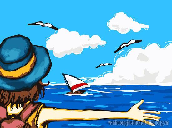 Cuộc thi viết Tuổi trẻ và con thuyền mơ ước
