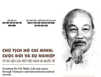 Giới thiệu hơn 100 tài liệu, hình ảnh về Chủ tịch Hồ Chí Minh