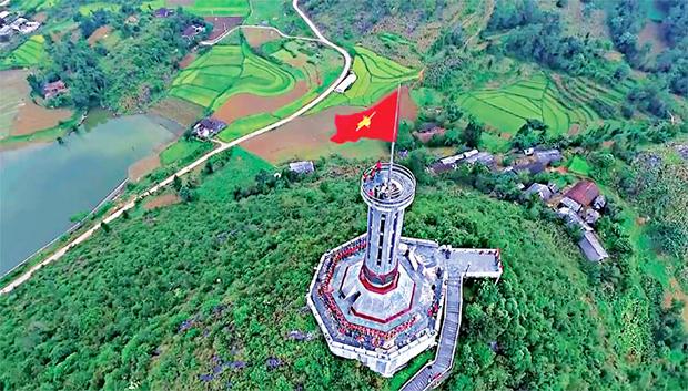 Tổ quốc nơi đầu sóng - Tạp chí Hồng Lĩnh