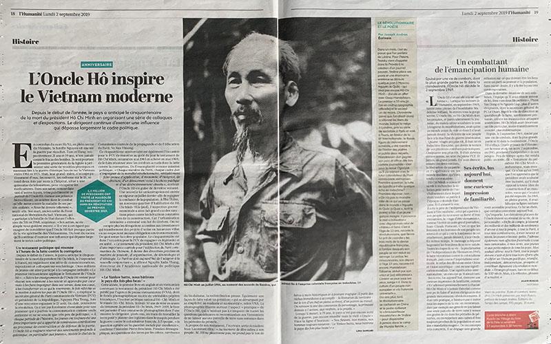Hồ Chí Minh - Chiến sĩ giải phóng con người