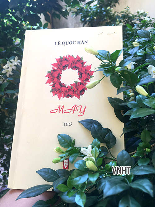 Giới thiệu tập thơ MAY (nxb Hội nhà văn) của nhà thơ LÊ QUỐC HÁN