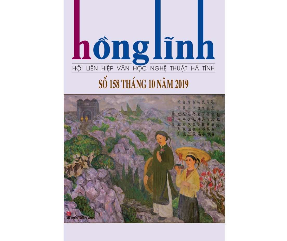 Tạp chí Hồng Lĩnh số 158 - Văn nghệ Hà Tĩnh