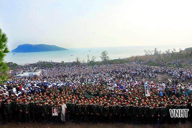 Chùm ảnh kỷ niệm 6 năm ngày mất của Đại tướng Võ Nguyên Giáp (04/10/2013 - 04/10/2019)