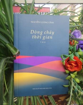 Chùm thơ từ Dòng chảy thời gian của tác giả Nguyễn Lương Lĩnh