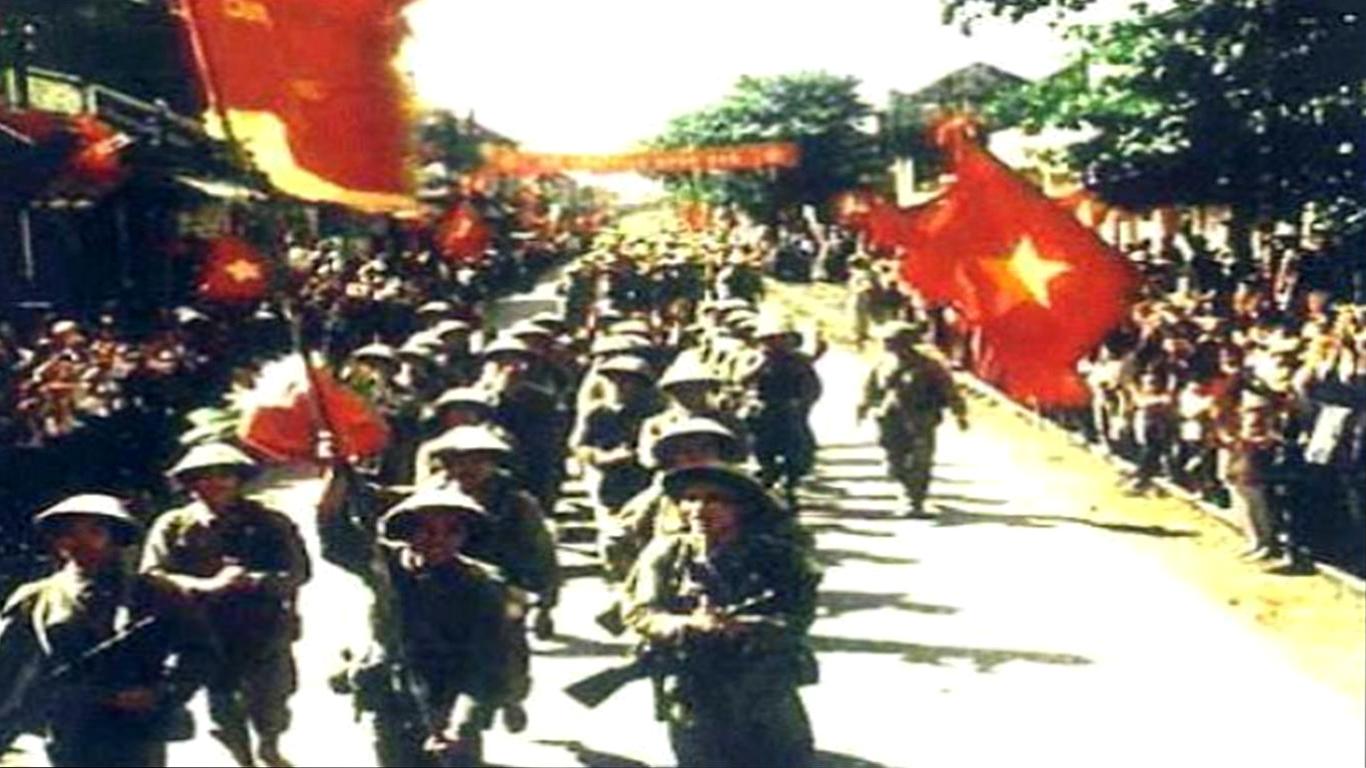 Âm vang Ngày Giải phóng Thủ đô - Văn nghệ Hà Tĩnh