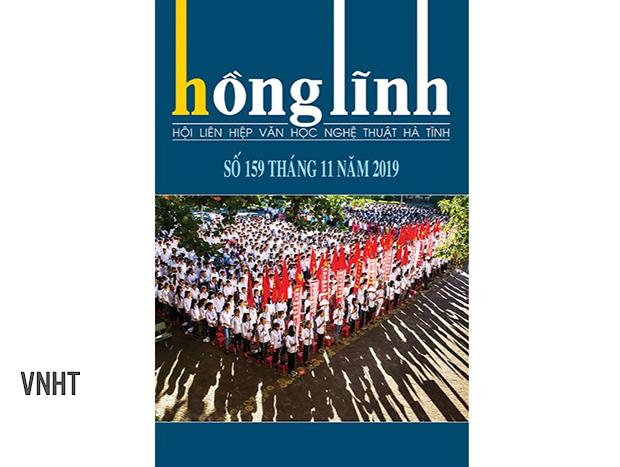 Tạp chí Hồng Lĩnh số 159