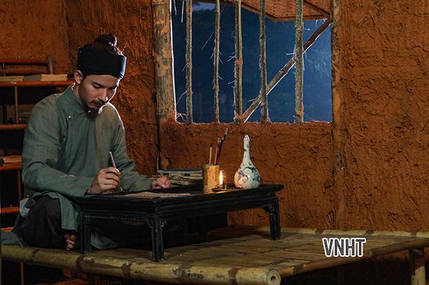 """Phim Tài liệu nghệ thuật """"Đại thi hào Nguyễn Du"""" với những cảnh quay tại Nghi Xuân, Hà Tĩnh"""