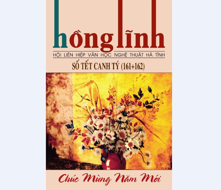 Tạp chí Hồng Lĩnh số tết Canh Tý