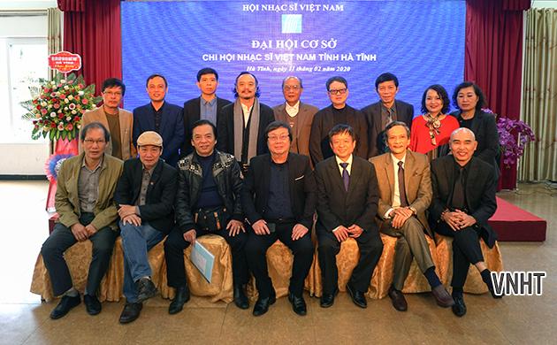 Hà Tĩnh tổ chức Đại hội cơ sở tiến tới Đại hội đại biểu Hội Nhạc sĩ Việt Nam khóa X (nhiệm kỳ 2020 - 2025)