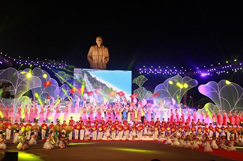 Lễ hội Làng Sen năm 2020 được tổ chức quy mô toàn quốc