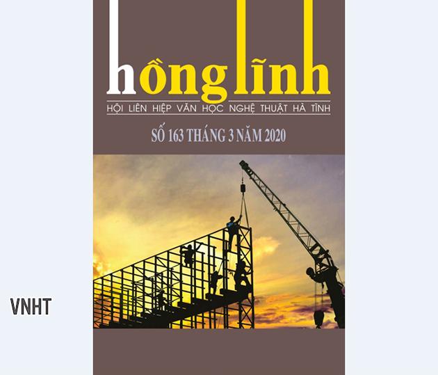 Tạp chí Hồng Lĩnh số 163