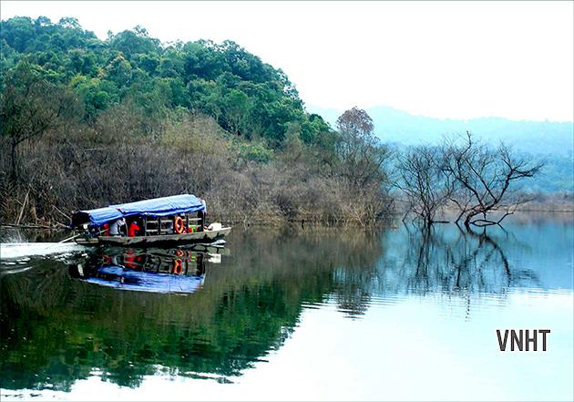 Vườn quốc gia Vũ Quang điểm trải nghiệm du lịch thiên nhiên hoang sơ lý thú