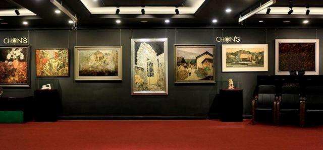 Tháng trưng bày sơn mài Việt Nam