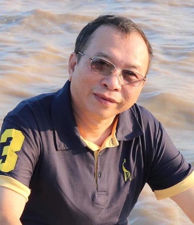 Nhà thơ Nguyễn Ngọc Phú
