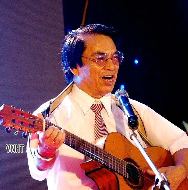Nhạc sĩ, Nghệ sĩ Ưu tú Trần Quốc Nam