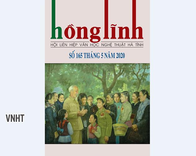 Tạp chí Hồng Lĩnh số 165