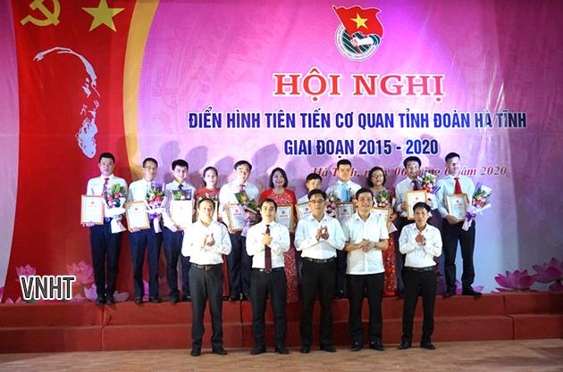Tỉnh đoàn Hà Tĩnh tổ chức Hội nghị điển hình tiên tiến
