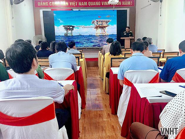 Tập huấn, định hướng tuyên truyền về chủ quyền biển đảo Việt Nam 2020
