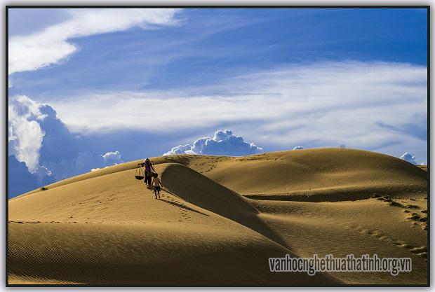 Nỗi niềm với cát….