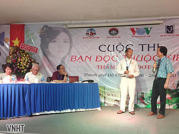Ra mắt Chi hội Kiều học tại thành phố Hồ Chí Minh