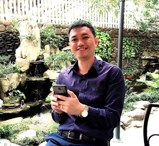 Ca sĩ Hoàng Nhật Dương