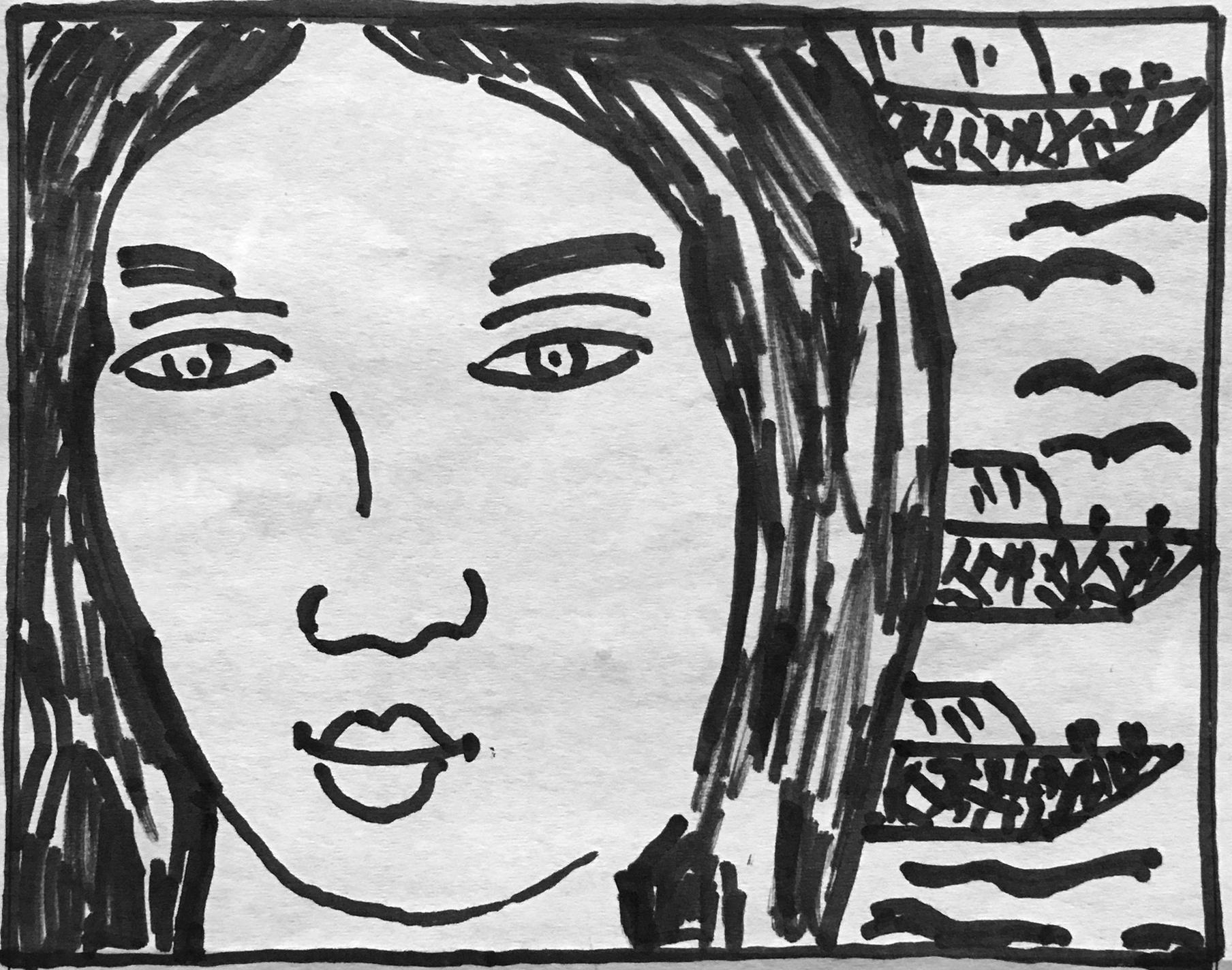Truyện ngắn VẾT LĂN TRẦM  của Trần Quỳnh Nga