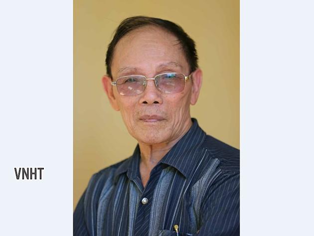 Cố nghệ sĩ Nhiếp ảnh Nguyễn Huy Tuấn