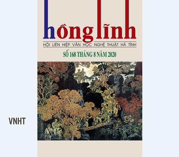 Tạp chí Hồng Lĩnh số 168