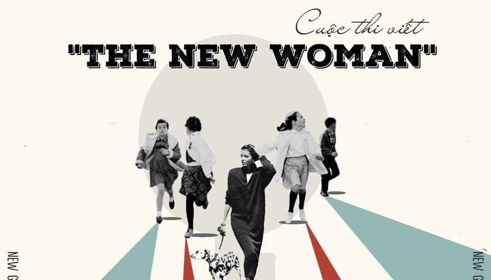 Cuộc thi viết THE NEW WOMAN