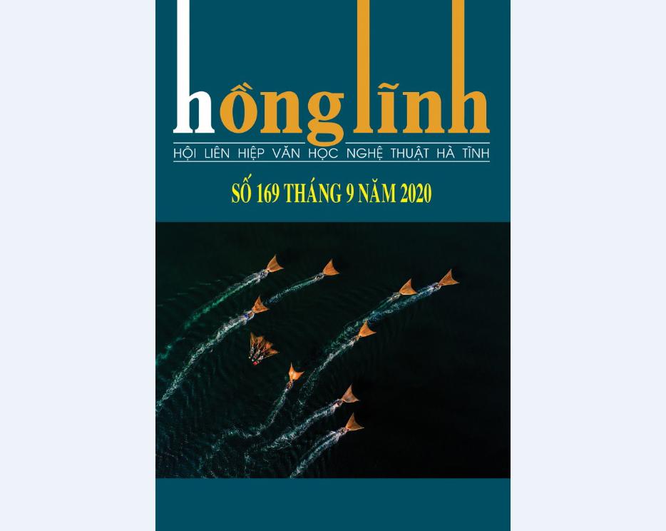 Tạp chí Hồng Lĩnh số 169