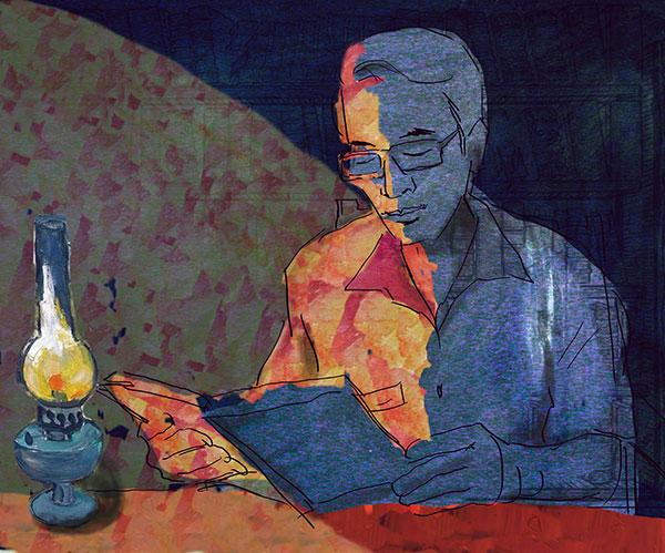 Bài thơ Thưa thầy và lời bình của Nhà thơ Nguyễn Ngọc Phú