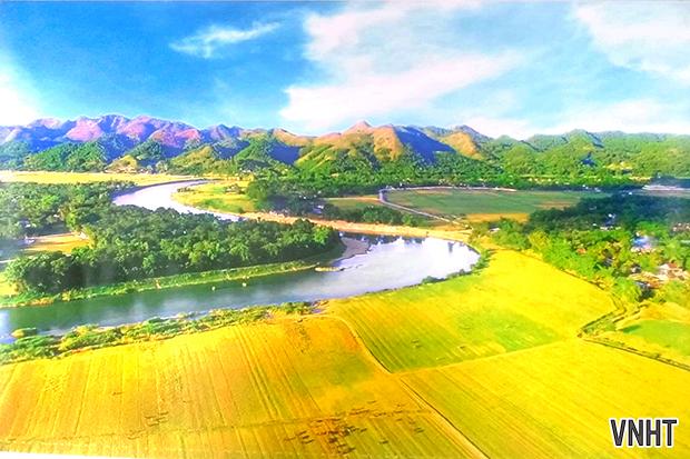 Chùm ảnh về dòng sông quê của tác giả Minh Lý
