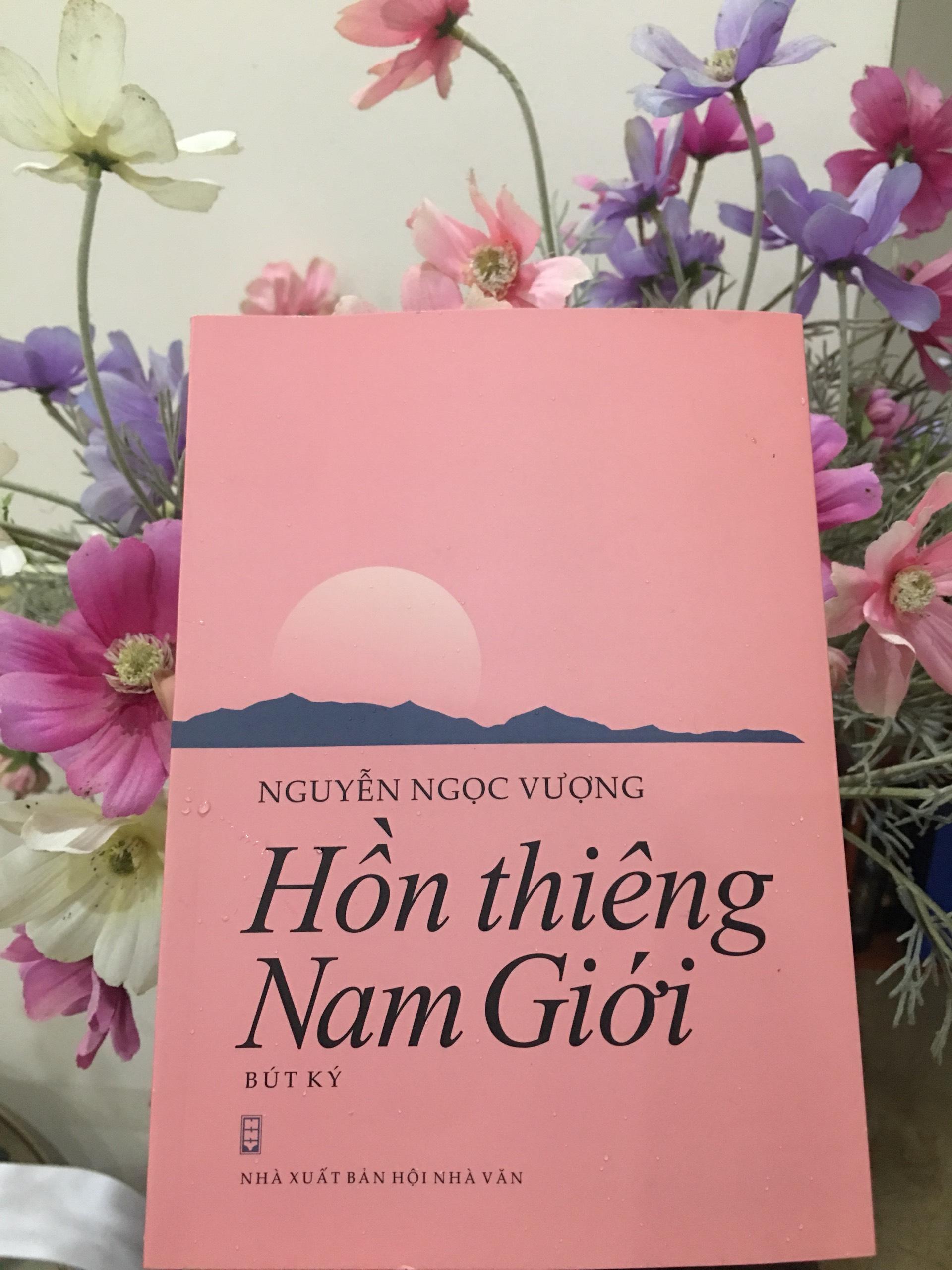 Tác giả Nguyễn Ngọc Vượng ra mắt sách HỒN THIÊNG NAM GIỚI