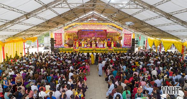 Thị xã Hồng Lĩnh tổ chức Đại lễ Giỗ Quốc Tổ Hùng Vương  năm 2021