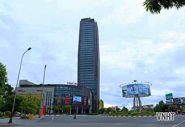 Một số hình ảnh của Thành phố Hà Tĩnh được Phóng viên Tạp chí Hồng Lĩnh vừa ghi lại sau 12h ngày 8/6/2021